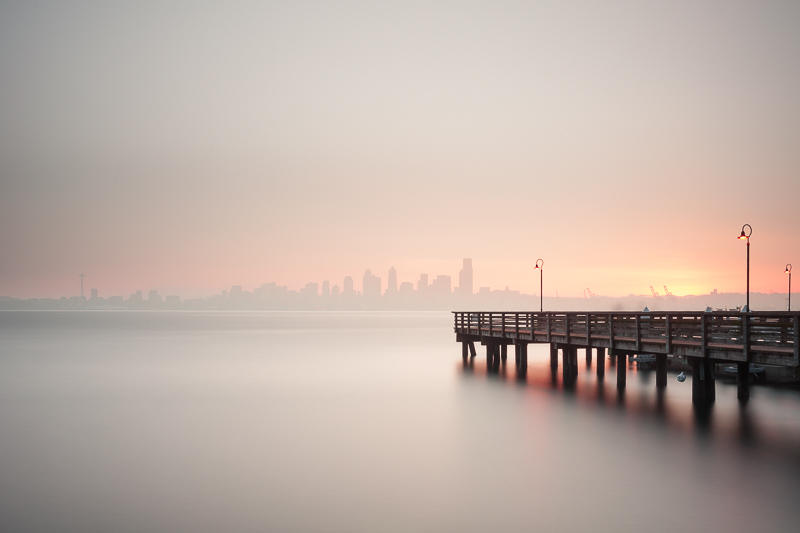 Dawn, Seattle, 2013